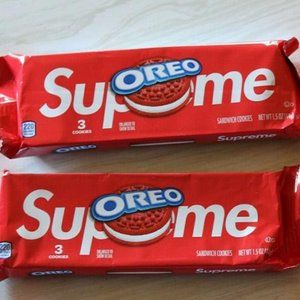 2 Pack of Supreme Oreos ORDER CONFIRMED